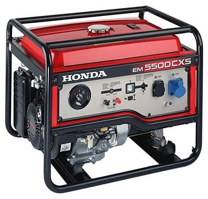 Бензиновый генератор honda honda